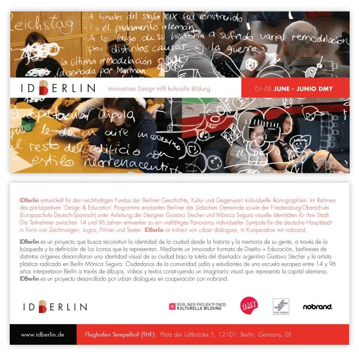 El Berlin Design   Kulturelle Bildung Trifft Innovatives Design Judische Gemeinde Zu