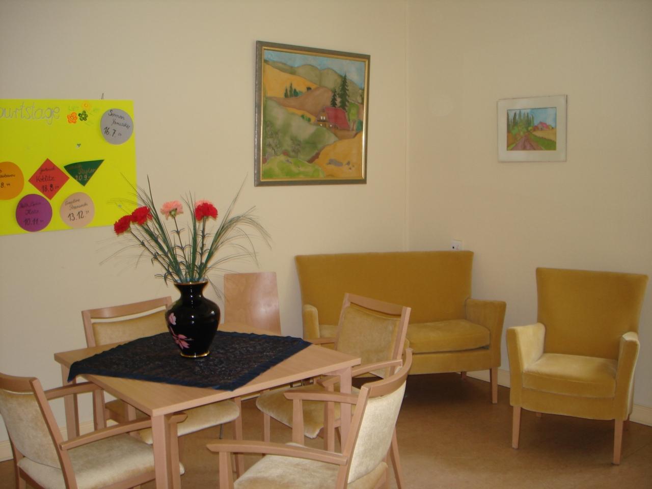 pflegeheim hermann strau j dische gemeinde zu berlin. Black Bedroom Furniture Sets. Home Design Ideas