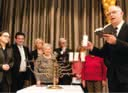 »International Holocaust Survivors Night« zu Channuka